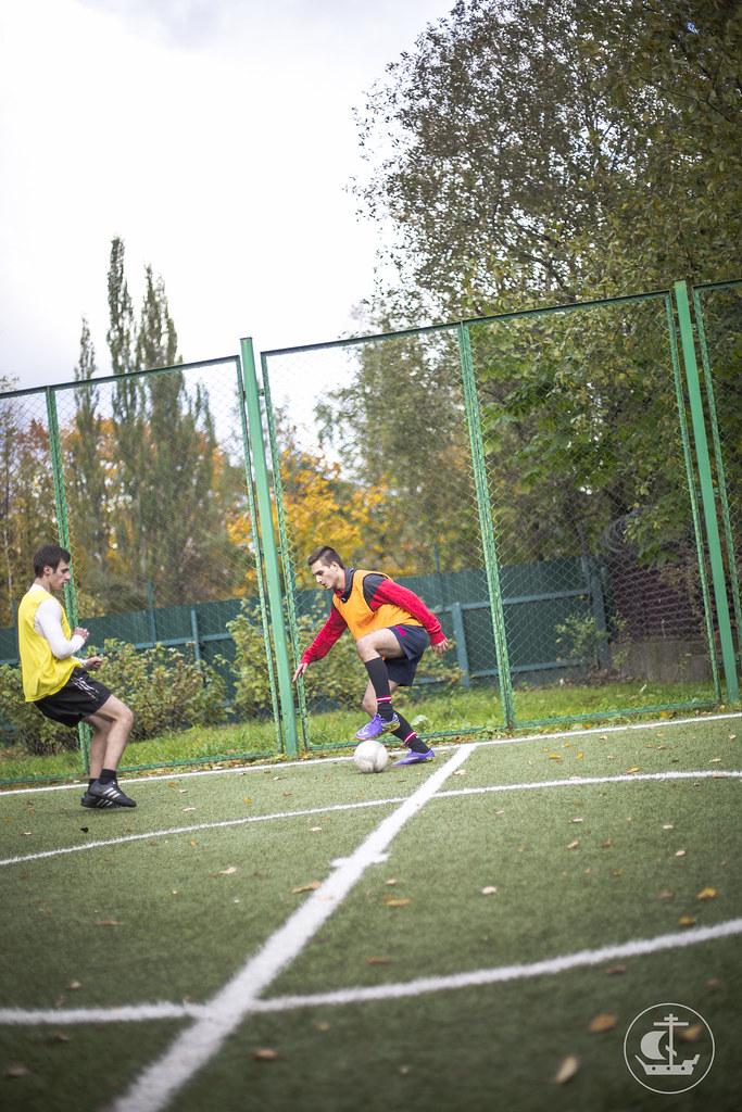5 октября 2016, Футбольный турнир / 5 October 2016, Football tournament