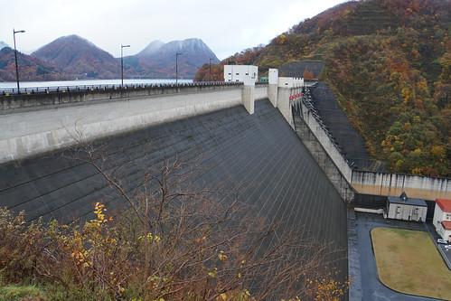 玉川ダム(秋田)