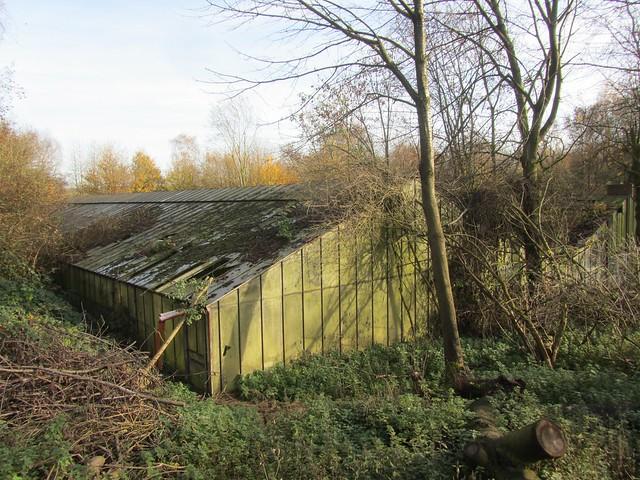 Rotten glasshouse