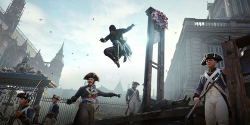 Assassin's Creed Unity gets update weighs 6.7GB