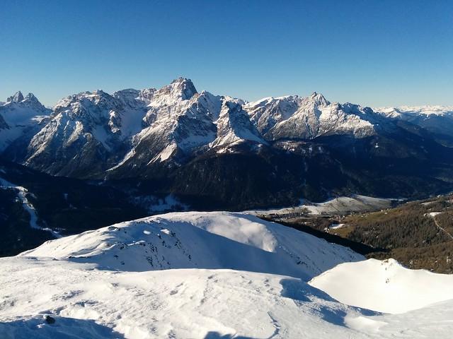 Gipfelausblick Hornisch-Eck