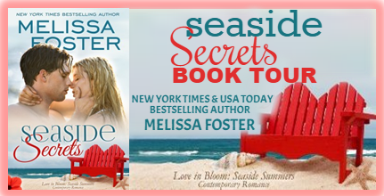 Melissa Foster Seaside Secrets Book Review and Giveaway
