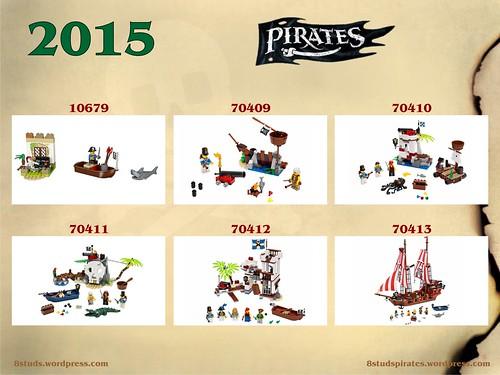 LEGO Pirates Timeline 2015b