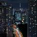 Tokyo Skytree between the towers by Stefan Bock