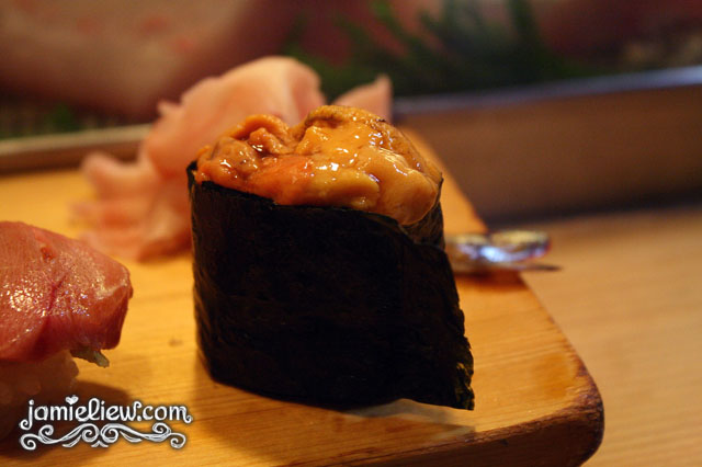 sushi daiwa uni