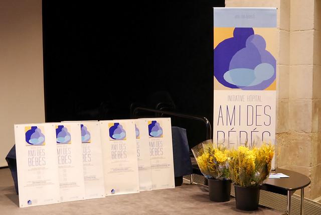 Cérémonie de remise des labels Amis des Bébés 2014
