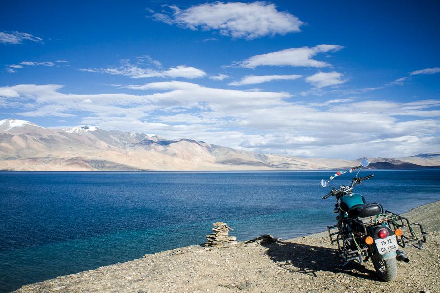 Озеро Тсо Морири, Индия 2014
