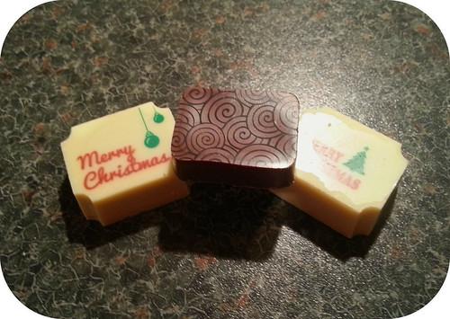 Harry Specters Chocolates