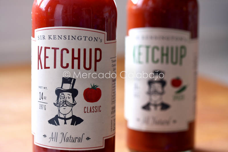 KETCHUP SIR KENSINGTON-4