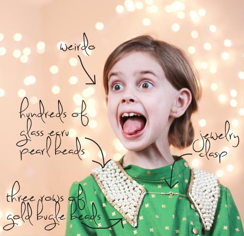 Dear My Kids, Trendy Unisex Pea Coat {flipped by: Chelise Patterson}