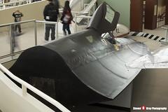 64-17977 - 2028 - Lockheed SR-71A Blackbird Cockpit - The Museum Of Flight - Seattle, Washington - 131021 - Steven Gray - IMG_3458