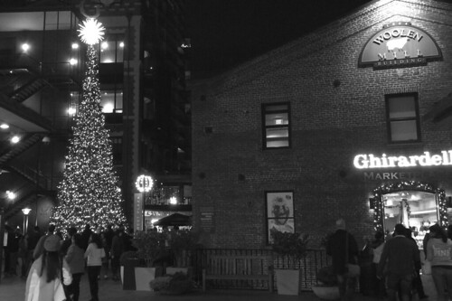 Christmas in the City - Ghirardelli Square