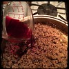 #Moussaka prep - a cup of red #Wine cinnamon and allspice