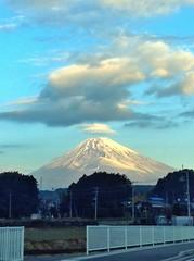 Mt.Fuji 富士山 11/24/2014