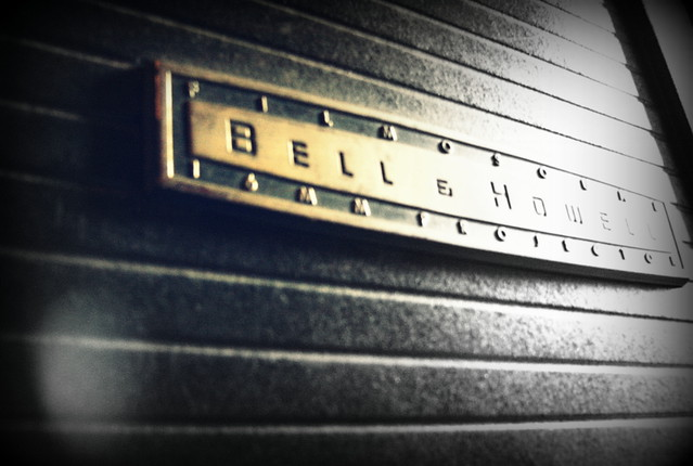 Bell & Howell Filmsound TK-1 16mm Projector Case