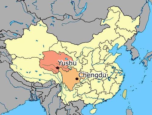 Yushu en Chengdu