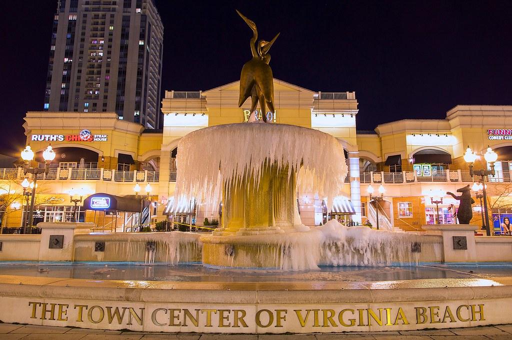 Aragona Village Shopping Center Virginia Tripcarta