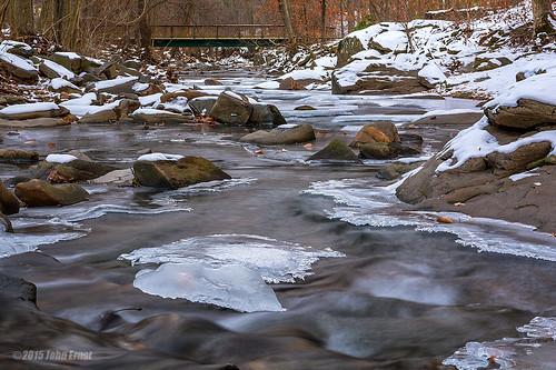 longexposure snow nature virginia stream arlingtonva fourmilerun