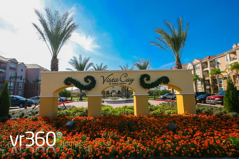 International Drive Accommodation at Vista Cay Resort in Orlando, Florida