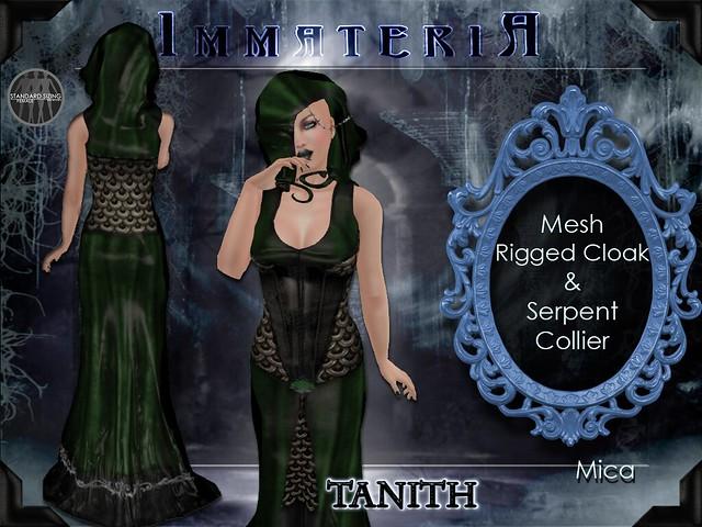 Immateria Tanith Mica
