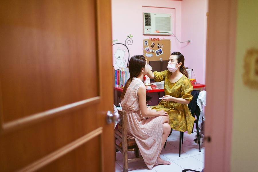 [ 婚禮攝影-結婚 ] 盈豪 & 子彤 / 高雄 香蕉碼頭河邊餐廳