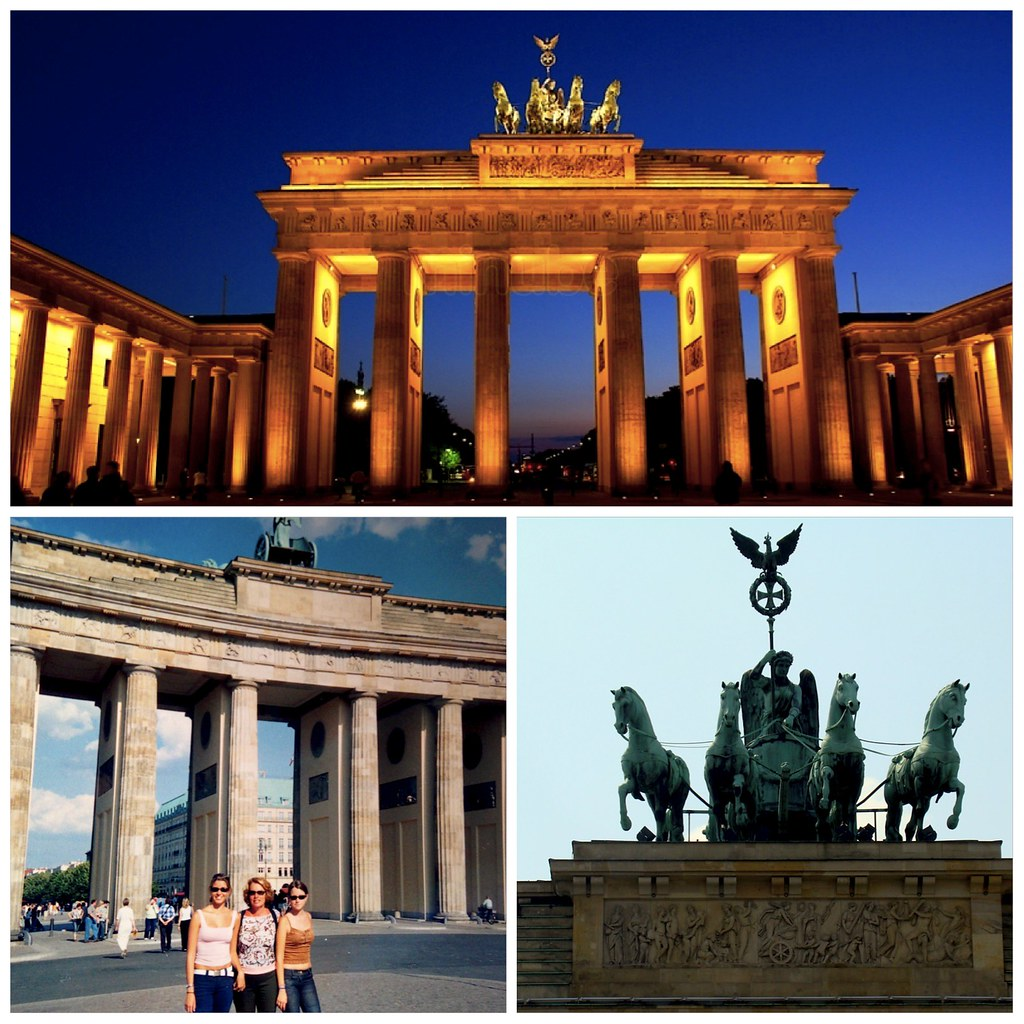 Puerta de Brandenburgo
