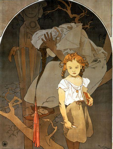 Alphonse Mucha - Arte