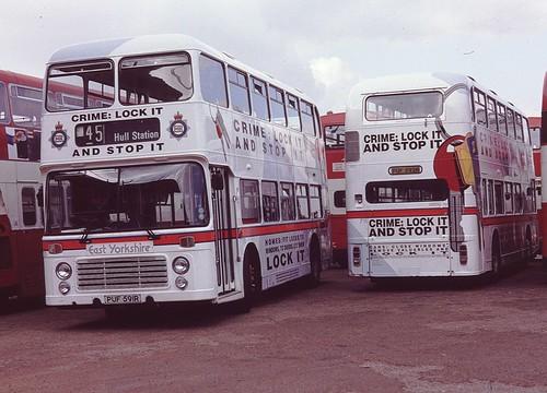 East Yorkshire VRs