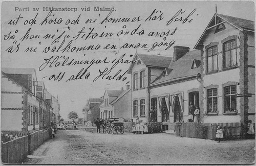 Gamla Håkanstorp (1910)
