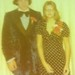 Small photo of Prom 1976 Bruce Sallee & Jodie Wilson
