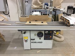 ROBLAND T 120 P - Spindle moulder