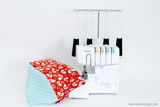 Serger Cover Sewing DIY