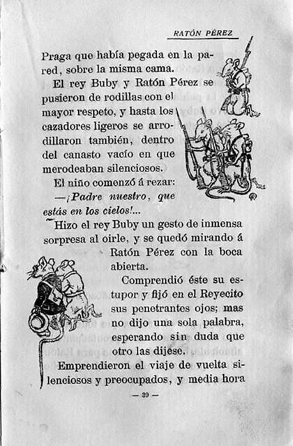 006-El raton perez- Biblioteca Miguel de Cervantes