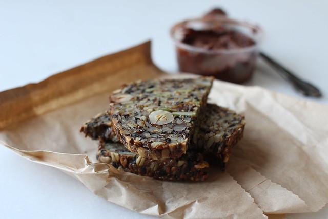 Nut Loaf from Seed+Salt