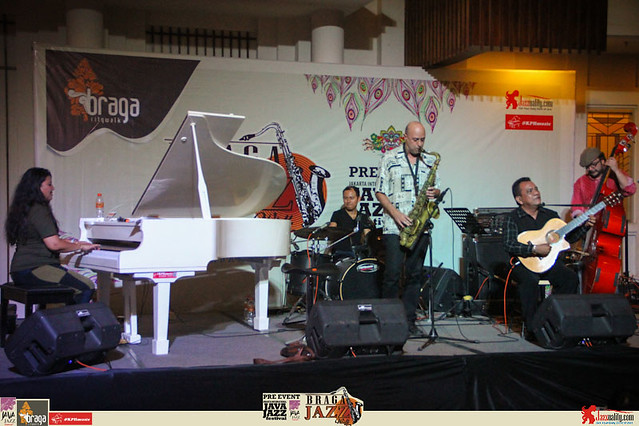 Pre Event Java Jazz Festival 2015 - Braga Jazz Walk Braga CityWalk- VAC ft Yeppy Romero Marcello Alulli (23)