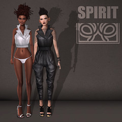 SPIRIT - Catwa jumpsuit and top