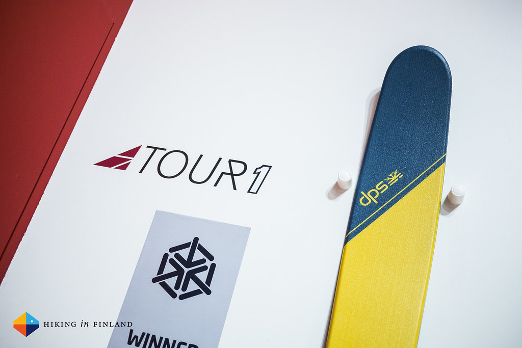 DPS Skis Tour 1