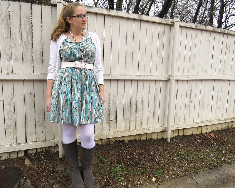 Vintage Dress Revival - After