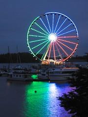 The Capital Wheel 3
