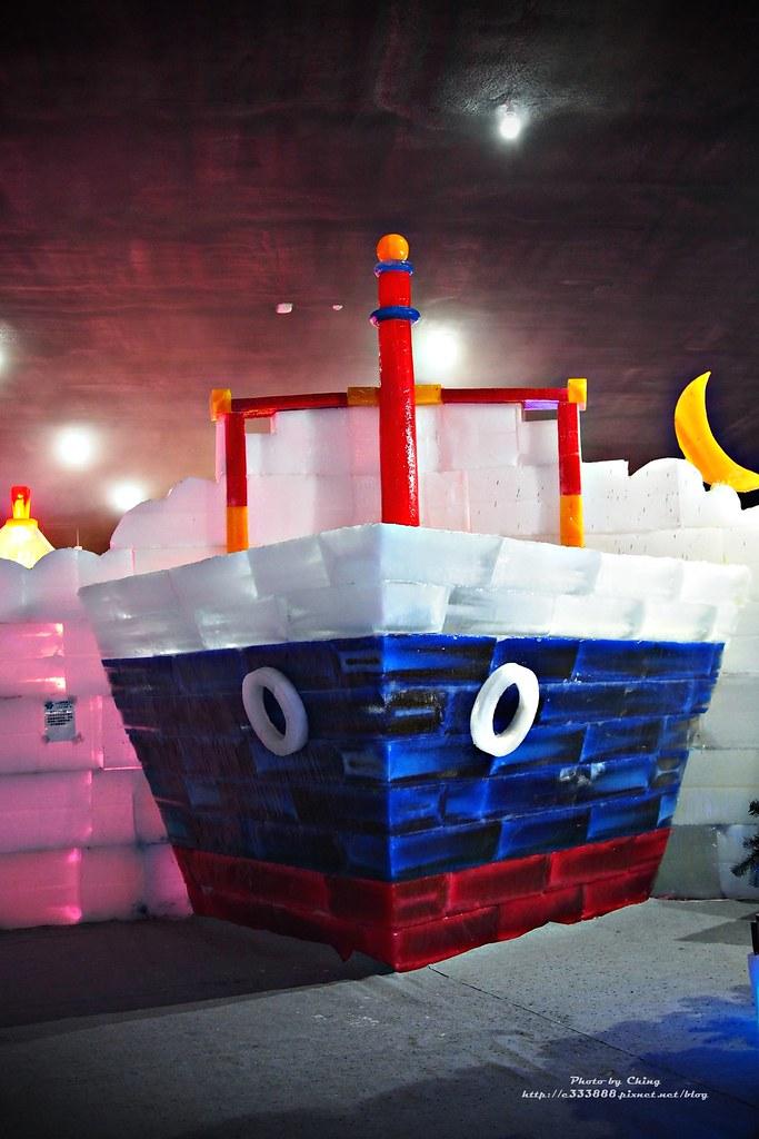 台中高鐵-2015正宗哈爾濱冰冰燈冰雕展-38