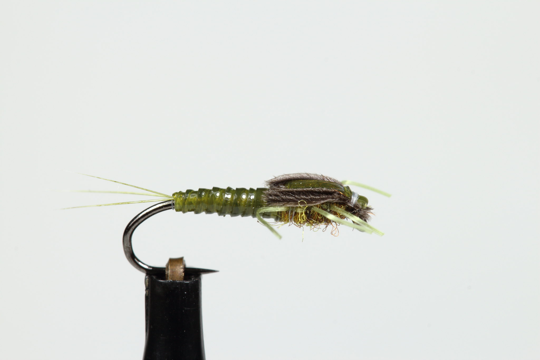 Oliver Edwards baetis nymph