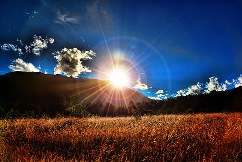 trip travel sunset patagonia sun sol argentina flare prado marianomantel