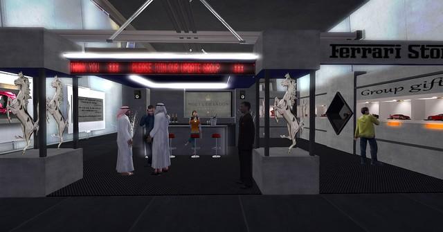 GSI reception area