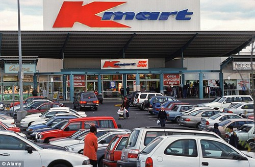 The number of Kmart stores is also set to grow in New Zealand