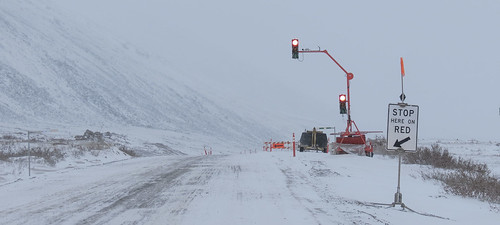 Traffic Lights in the Arctic
