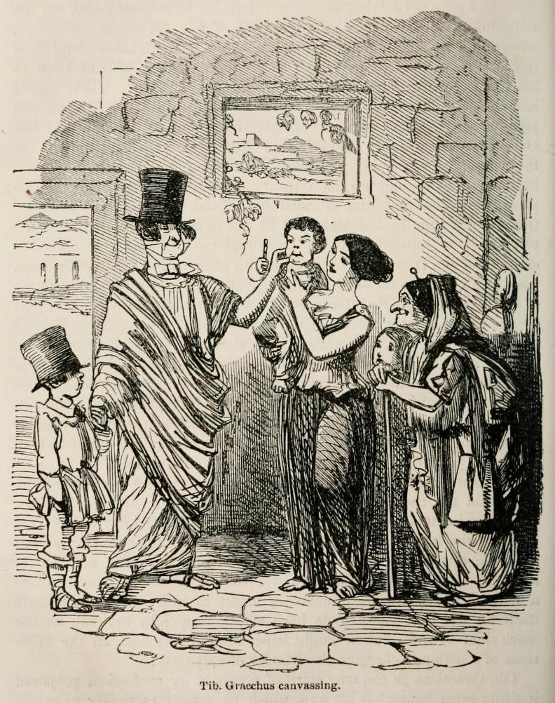 the eternal guffaw john leech and the comic history of rome the