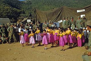 Schoolchildren,1953