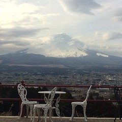 mount fuji from otome-toge near gotemba #mountfuji #japan
