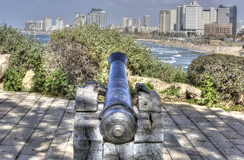 The Coastal Cannons of Jaffa