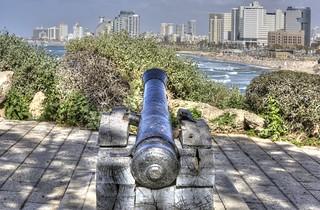 The Coastal Cannons of Jaffa